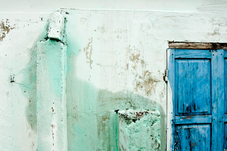 Lieven Van Landschoot, architecture, colors and textures in Hoian, central Vietnam